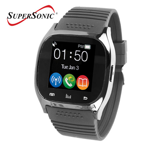 Supersonic Bluetooth Smart Watch