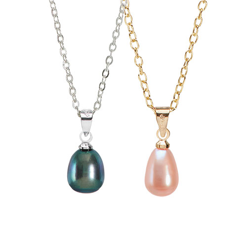 Freshwater Pearl Necklace Set