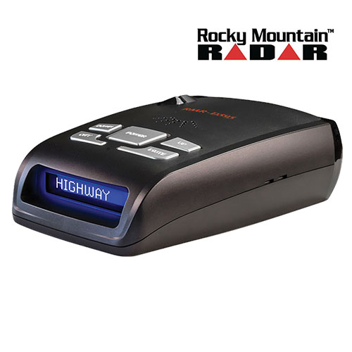 Rocky Mountain Radar Laser Detector