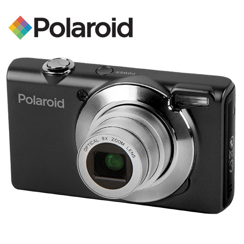 Polaroid IS824-BLK 16mp Zoom Camera