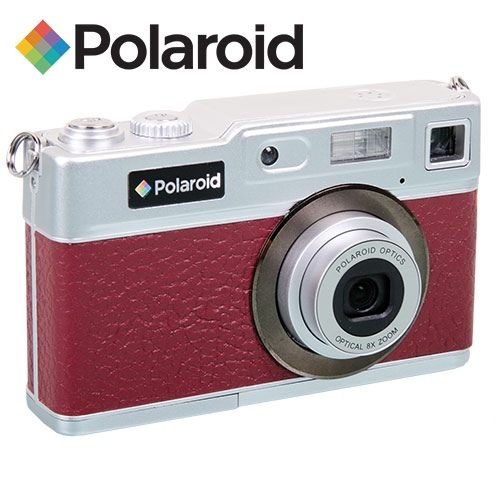 Polaroid 18.1MP Retro Camera Kit