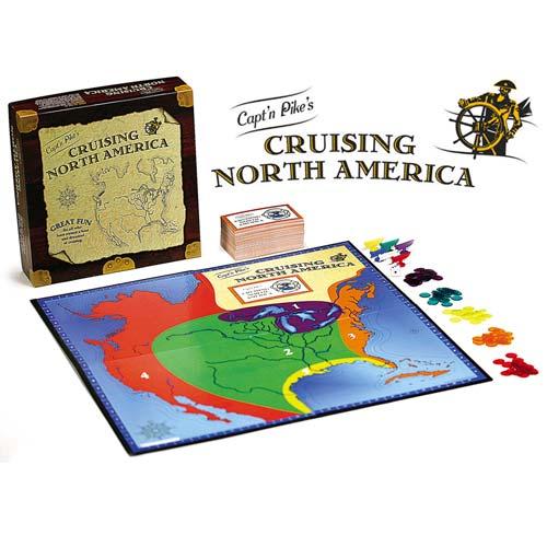 Captain Pikes Cruising North America