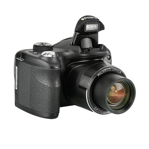 Polaroid Black 18.1MP 60x Zoom Camera