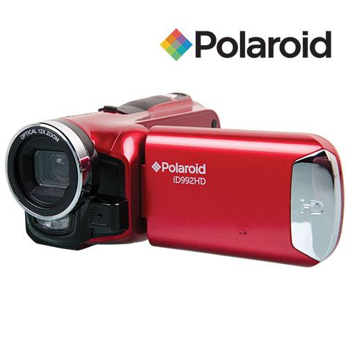 Polaroid ID992-RED 10x Zoom Camera