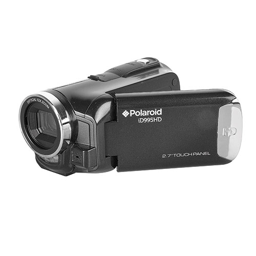 Polaroid 20.1MP/12X Camcorder with Kit