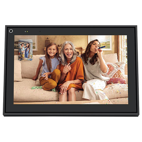 Facebook Portal Mini 8 inch Smart Display with Alexa - Black