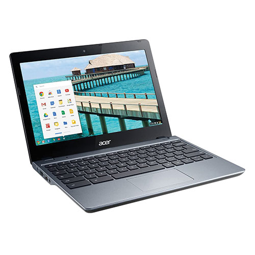 Acer 11.6 inch 16 GB Chromebook Laptop