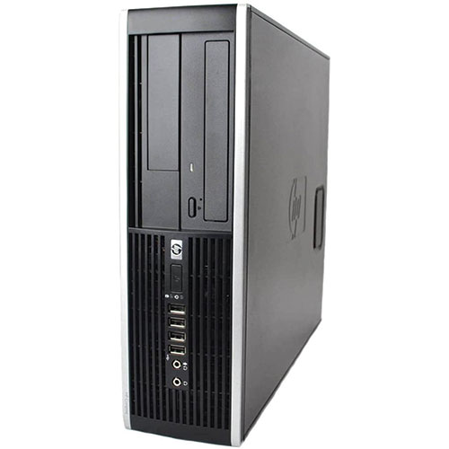 HP Compaq Pro 6200 Desktop Computer
