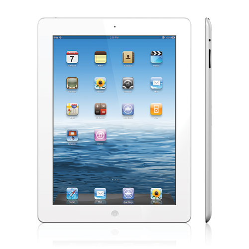 Apple iPad 3 White - 64 GB