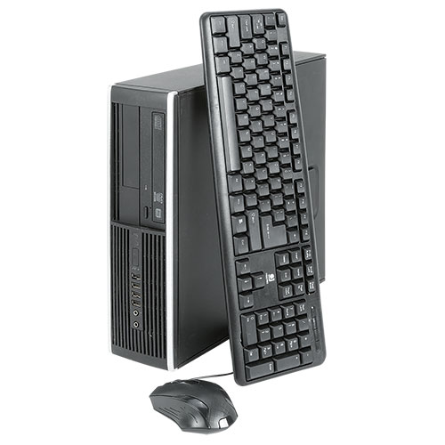 HP Elite 8100 Desktop Computer