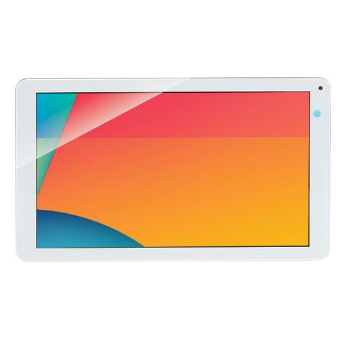 10 inch Silver Android Tablet