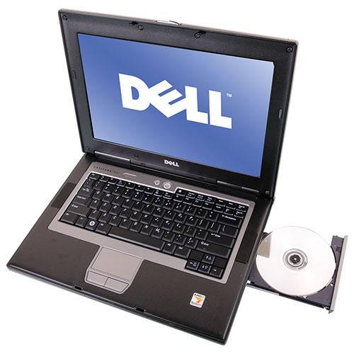 Dell Duo Core 4.0 GHz / 120 GB Laptop - Silver