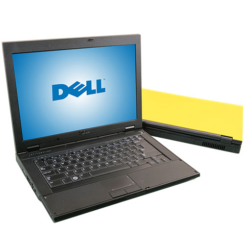 Dell I-Series 1000GB Laptop - Yellow