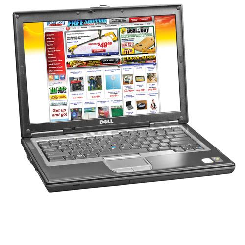 Dell DuoCore Laptop
