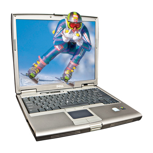 Dell Notebook Computer