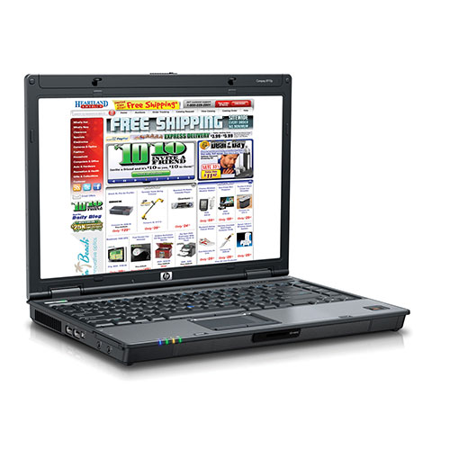 HP Duo Core Laptop