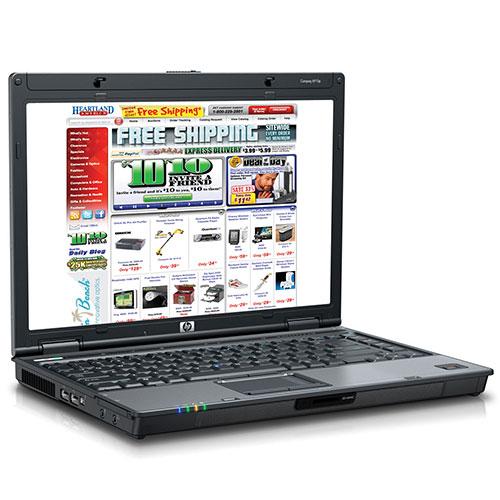 Hewlett Packard Duo Core Laptop Computer