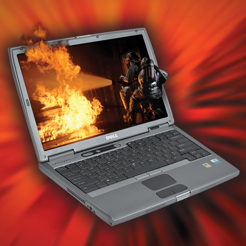 Dell 1.4GHz Notebook Computer