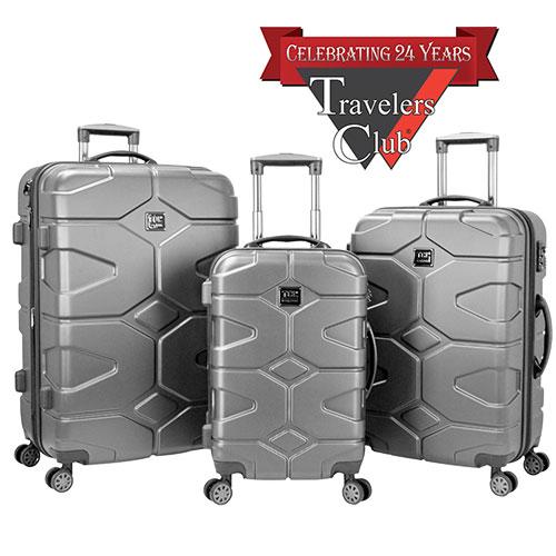 Axel 3 Piece Luggage Set