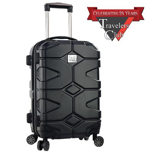 Travelers Club Hardside Luggage