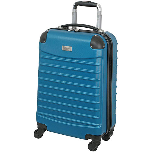 Geoffrey Beene Vertical Luggage Case