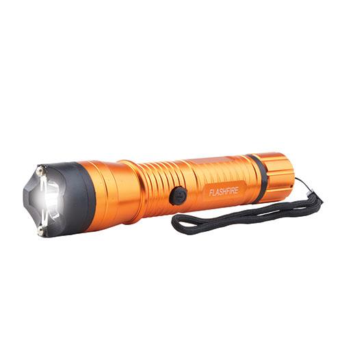 Monster Orange Flashlight Stungun