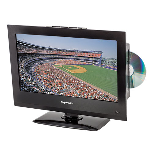 Skyworth 15.6 inch TV/DVD Combo