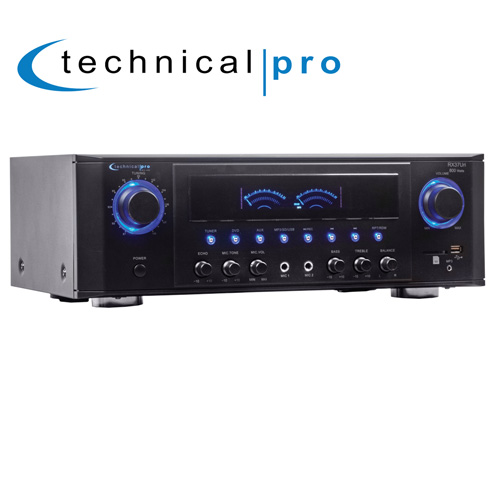 Technical Pro Receiver