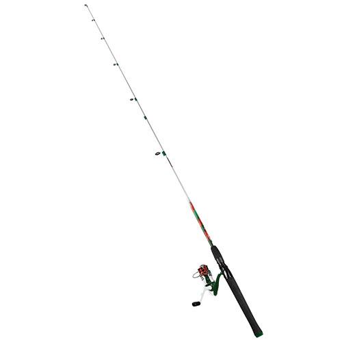 Zebco El Pescador Rod & Reel Combo