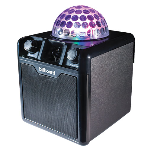 Billboard Disco Party Light Bluetooth Speaker