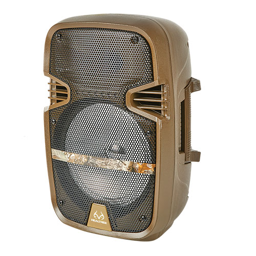 RealTree Bluetooth Trolley Speaker