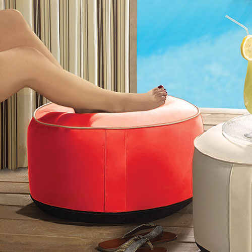 Spash-N-Dash Inflatable Outdoor Ottoman