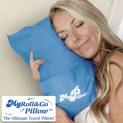 MyPillow Travel Pillow