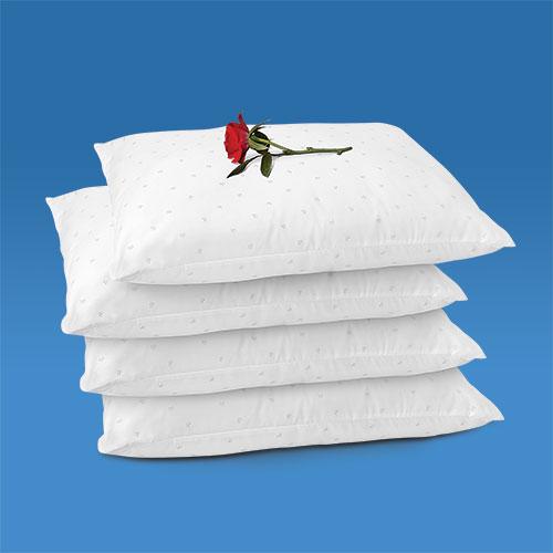 Room Essentials Plush Pillow - 4 Pack