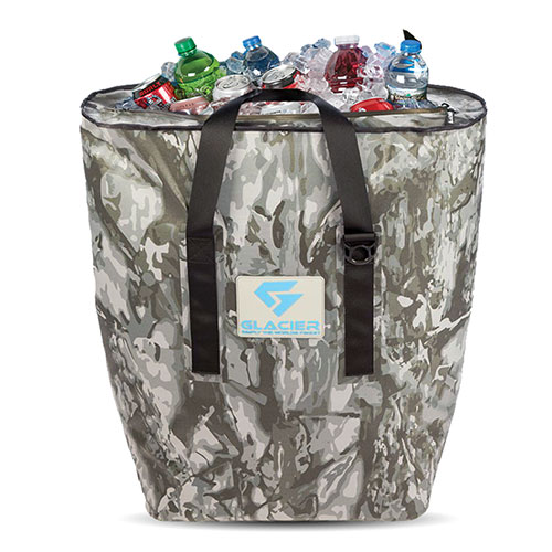Glacier Ice Bag Cooler
