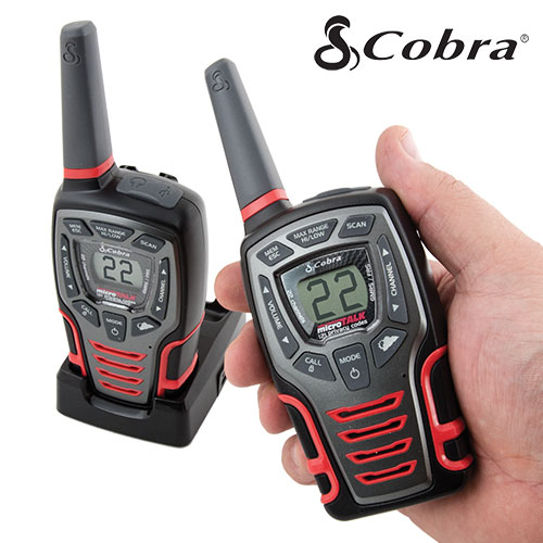Cobra NOAA 32-Mile GMRS Radio