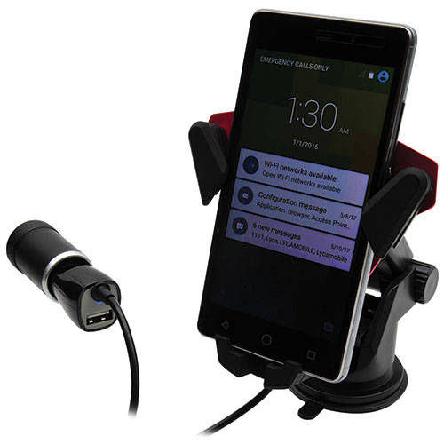 RoadKing Heavy-Duty Universal Qi Charger