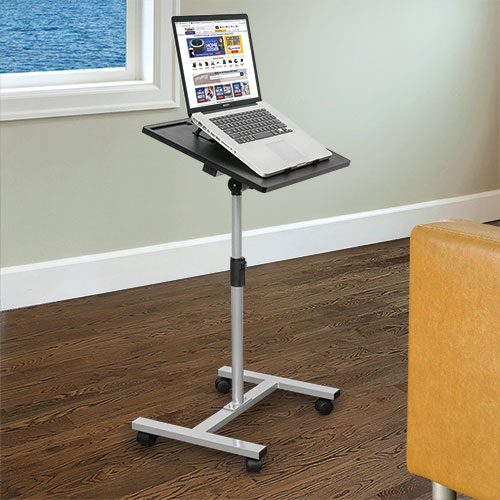 Rolling Laptop/Tablet Table