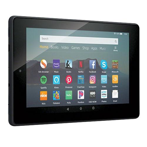 Kindle Fire 7 inch Black Tablet