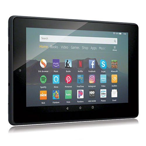 Amazon Fire 7 Inch Tablet with Alexa