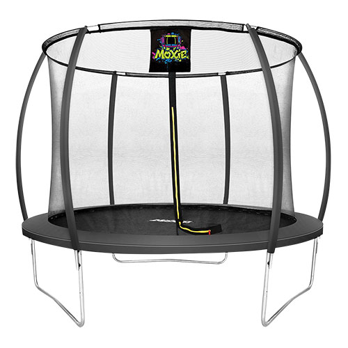 Moxie 10 foot Trampoline with Enclosure
