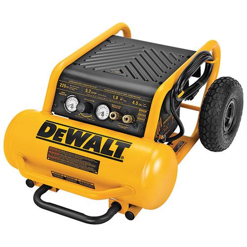 DeWalt D55146R Wheeled Air Compressor