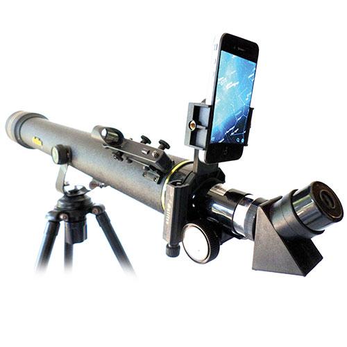 Galileo 800X600 Refractor Telescope w/ Smartphone Adapter