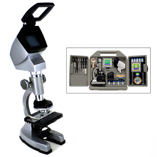 Cassini C-67M Microscope Set - 67 Piece