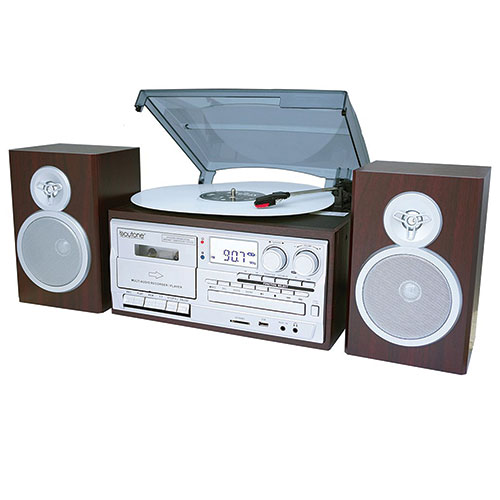 Boytone BT-28SPS 8-in-1 Classic Entertainment System