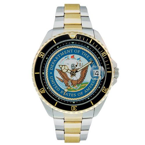 Emtech Lacosta Navy Dress Watch