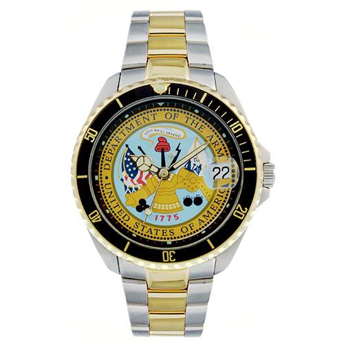 Emtech Lacosta Army Dress Watch