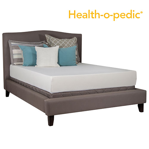 Health-O-Pedic Gel Memory Foam Mattress Topper