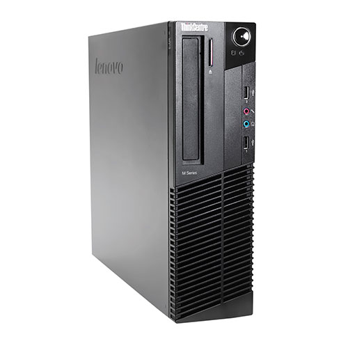Lenovo ThinkCentre M81 Desktop Computer