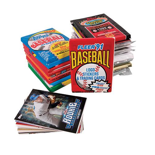 Bay City Cards Heavy Hitters Baseball Card Set